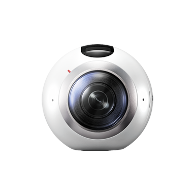Gear 360 (2016) Front side Image